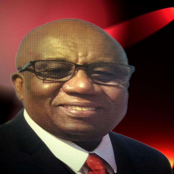 Pastor Keith Jones