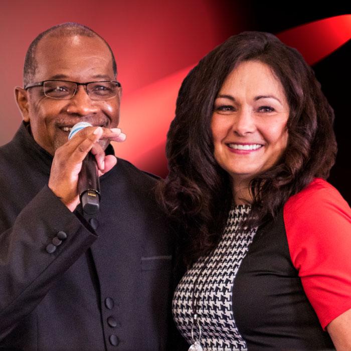 Pastor & First Lady Davis